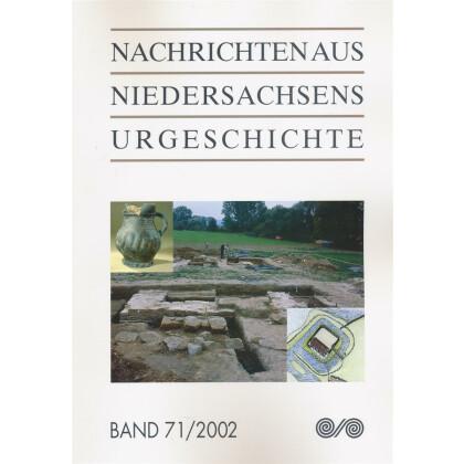 Nachrichten aus Niedersachsens Urgeschichte Band 71