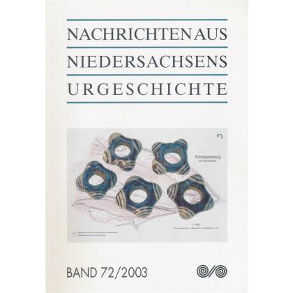 Nachrichten aus Niedersachsens Urgeschichte Band 72