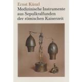 Medizinische Instrumente aus Sepulkralfunden der...