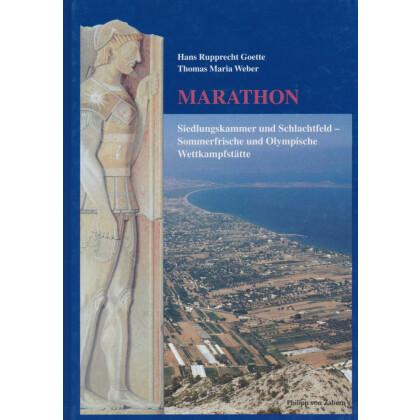 Marathon - Siedlungskammer und Schlachtfeld Sommerfrische und Olympische Wettkampfstätte
