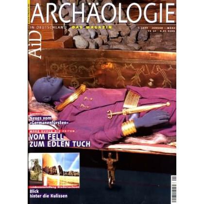 Archäologie in Deutschland. Heft 2005/1