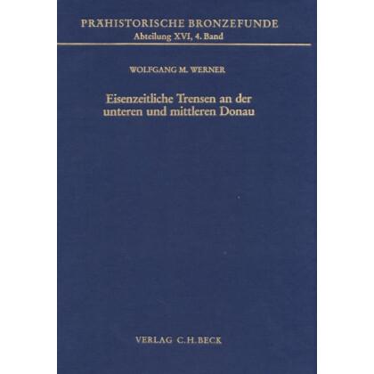 Eisenzeitliche Trensen an der unteren und mittleren Donau