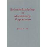 Bodendenkmalpflege in Mecklenburg-Vorpommern, Jahrbuch...