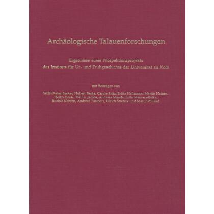 Archäologische Talauenforschungen