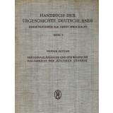 Der donauländische und der Westische Kulturkreis der...