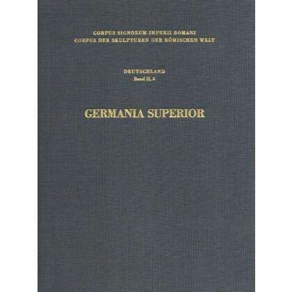 Corpus Signorum Imperii Romani - Corpus der Skulpturen der Römischen Welt, Deutschland Band 2: Germania superior. Teil 2: G. Bauchhenß. Die grosse Iuppitersäule aus Mainz