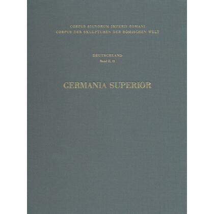 Corpus Signorum Imperii Romani - Die römischen Steindenkmäler des Stadtgebiets von Wiesbaden und der Limesstrecke zwischen Marienfels und Zugmantel