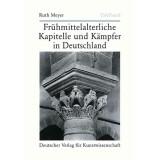 Frühmittelalterliche Kapitelle und Kämpfer in...