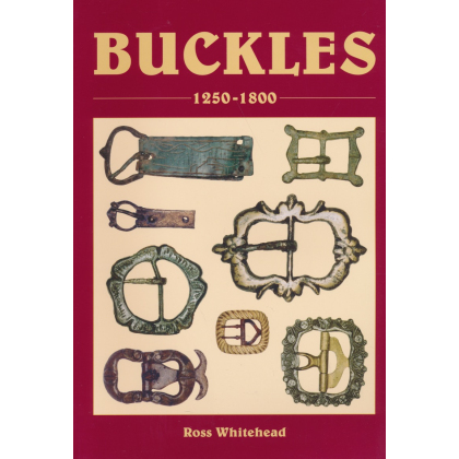 Buckles 1250 - 1800 - inc. price guide