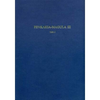 Die Deutschen Ausgrabungen auf der Pevkakia-Magula in Thessalien - Band 3: Die mittlere Bronzezeit. 2 Teile