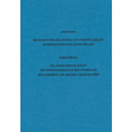 Beiträge zu Kult und Religion der Bronze- und Urnenfelderzeit