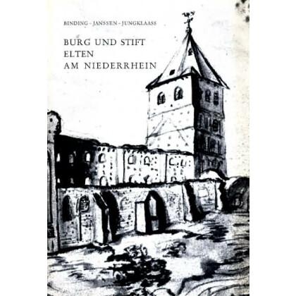 Burg und Stift Elten am Niederrhein