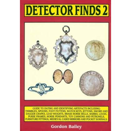 Detector Finds 2. - inc. price guide