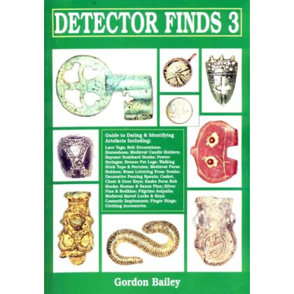 Detector Finds 3. - inc. price guide
