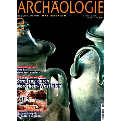Archäologie in Deutschland. Heft 2005/2