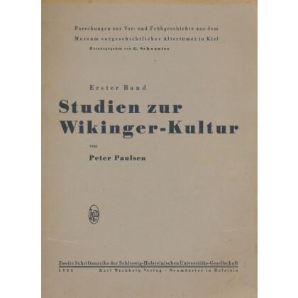 Studien zur Wikinger Kultur
