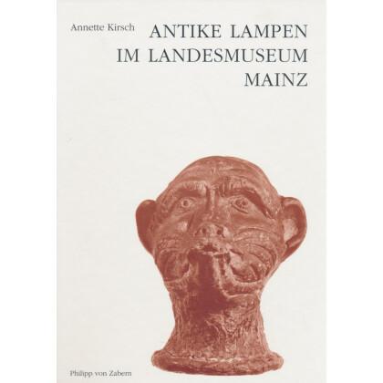 Antike Lampen im Landesmuseum Mainz