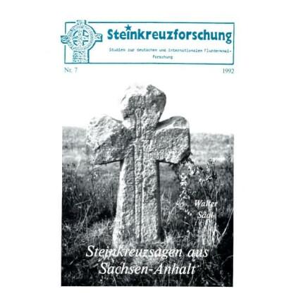 Steinkreuzsagen aus Sachsen-Anhalt - Steinkreuzforschung