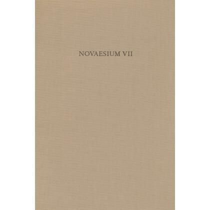 Die römischen Gräberfelder von Novaesium