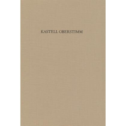 Kastell Oberstimm - Die Grabungen von 1968 bis 1971