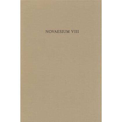 Novaesium VIII - Die antiken Fundmünzen von Neuss