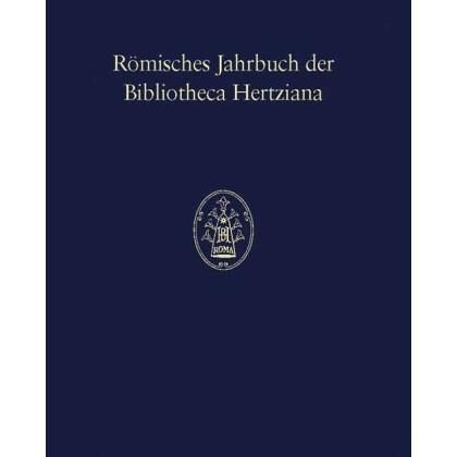 Römisches Jahrbuch der Bibliotheca Hertziana, Band 34