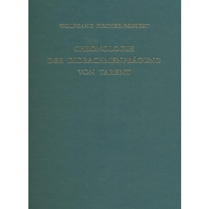 Chronologie der Didrachmenprägung von Tarent. 510-280 v. Chr.