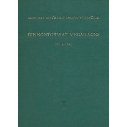 Die Kontorniat-Medaillons, Teil II - Text