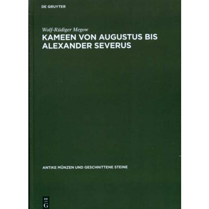 Kameen von Augustus bis Alexander Severus