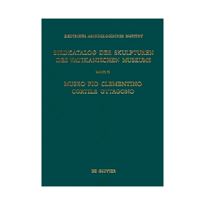 Museo Chiaramonti - Bildkatalog der Skulpturen des Vatikanischen Museums, Band 1