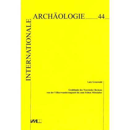 Grabfunde des Neuwieder Beckens von der Völkerwanderungszeit bis zum frühen Mittelalter