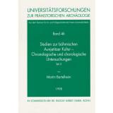 Studien zur böhmischen Aunjetitzer Kultur, 2 Bände