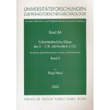 Frühmittelalterliche Gläser des 5. - 7./8. Jahrhunderts n. Chr.