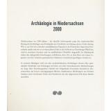 Archäologie in Niedersachsen, Band 3 - 2000. Niedersachsen vor 2000 Jahren