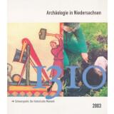 Archäologie in Niedersachsen, Band 6 - 2003