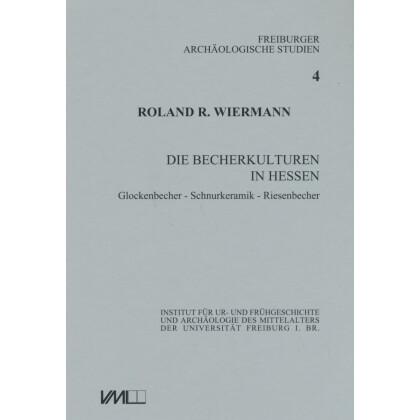 Becherkulturen in Hessen. Glockenbecher Schnurkeramik Riesenbecher