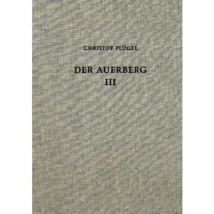Der Auerberg III. Die römische Keramik