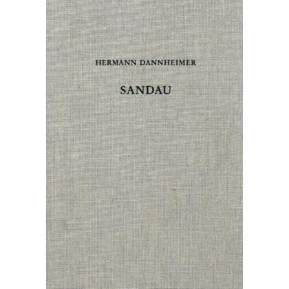 Sandau - Archäologie eines altbayrischen Klosters des frühen Mittelalters. 2 Bände