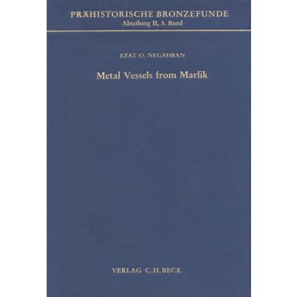 Metal Vessels from Marlik