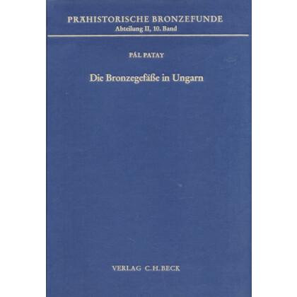 Die Bronzegefäße in Ungarn