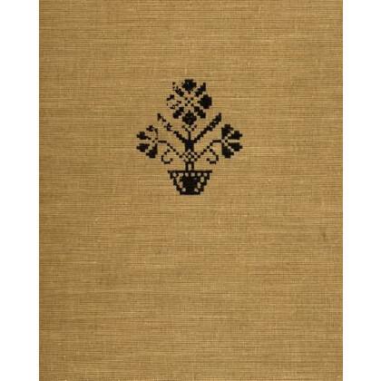 Lietuviu liaudies menas Audiniai, I. Knyga. Stoffe und Textilien