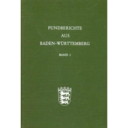Fundberichte aus Baden-Württemberg, Band 1 - 1974