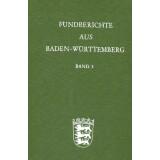Fundberichte aus Baden-Württemberg, Band 3 - 1977