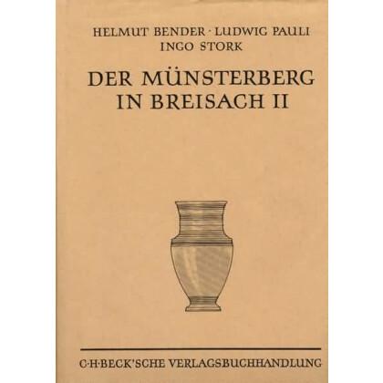 Der Münsterberg in Breisach II. Hallstatt und Latenezeit