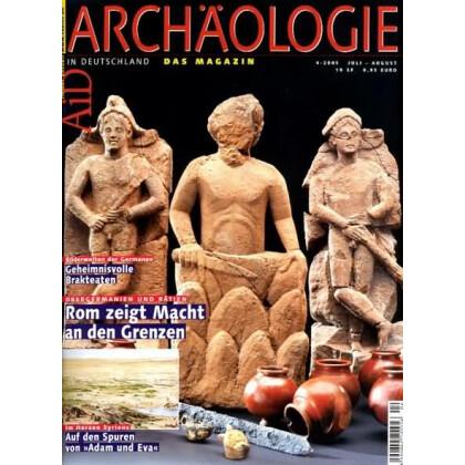 Archäologie in Deutschland. Heft 2005/4