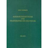 Ausgrabungsmethodik und Stratigraphie der Heuneburg. 3 Bände
