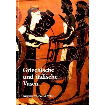 Katalog der Griechische und italische Vasen Museum Folkwang Essen