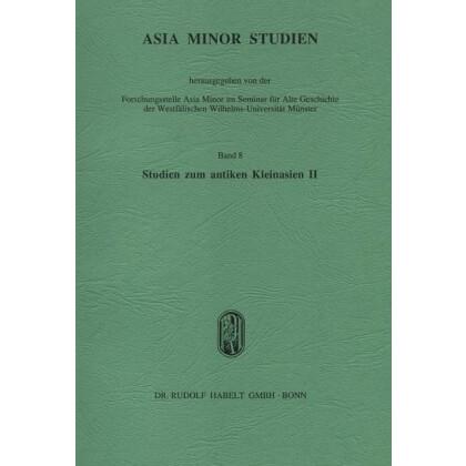 Studien zum antiken Kleinasien, Band II
