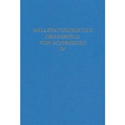 Hallstattzeitliches Gräberfeld von Schirndorf IV