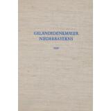 Die vor- und frühgeschichtlichen Geländedenkmäler Niederbayerns
